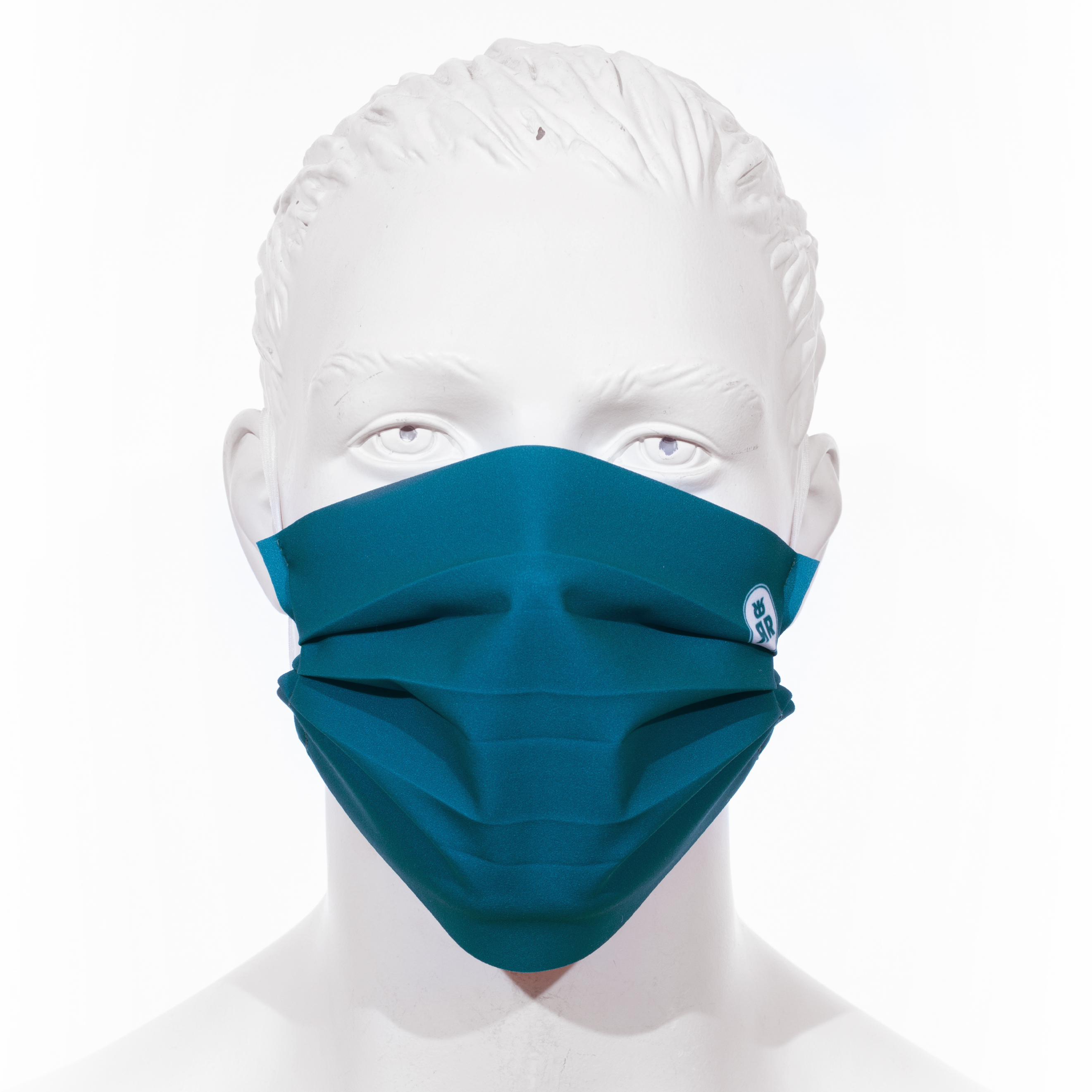 Facemask RRT1700M / Clear Petrol