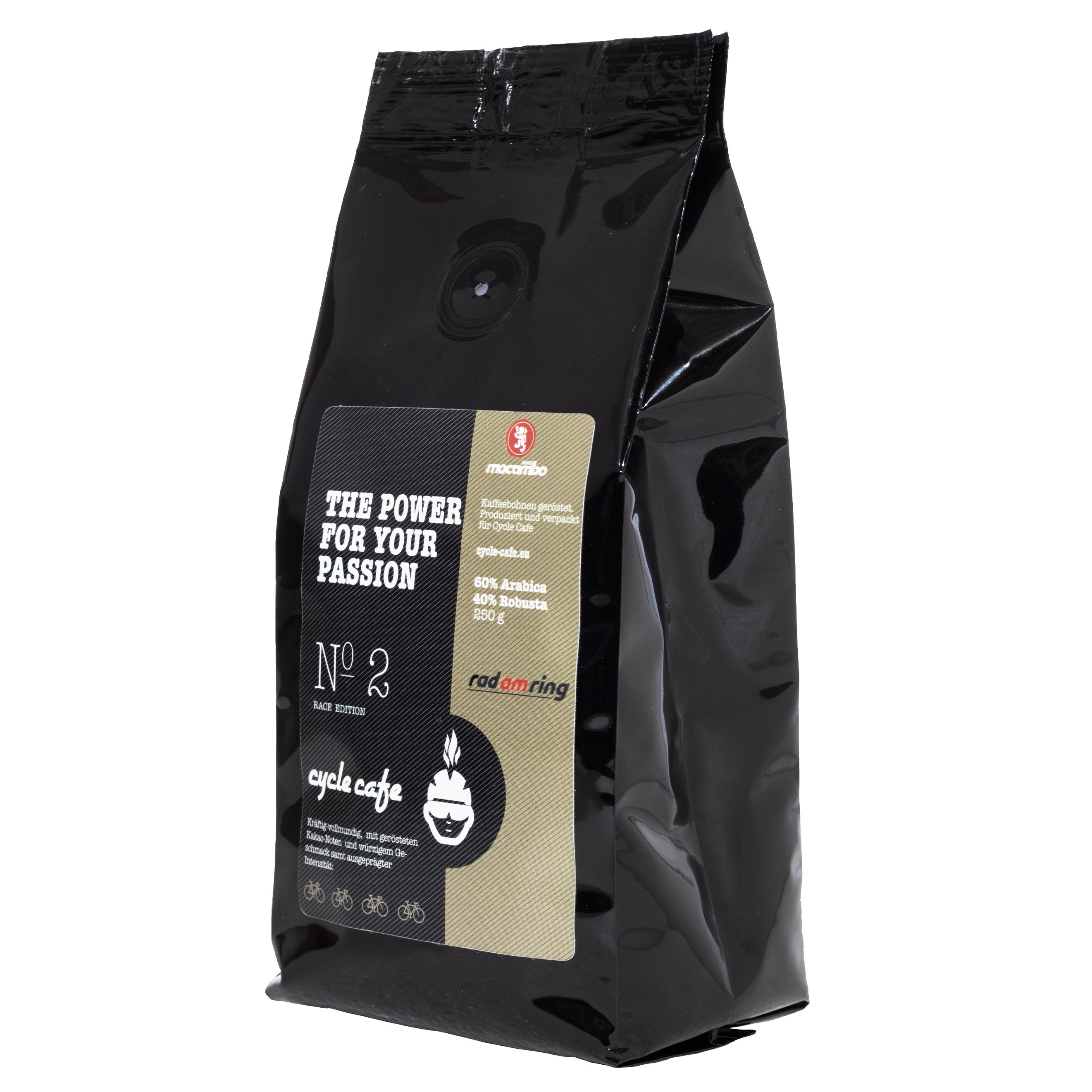 CycleCafe  Coffee / 250 g Bohne