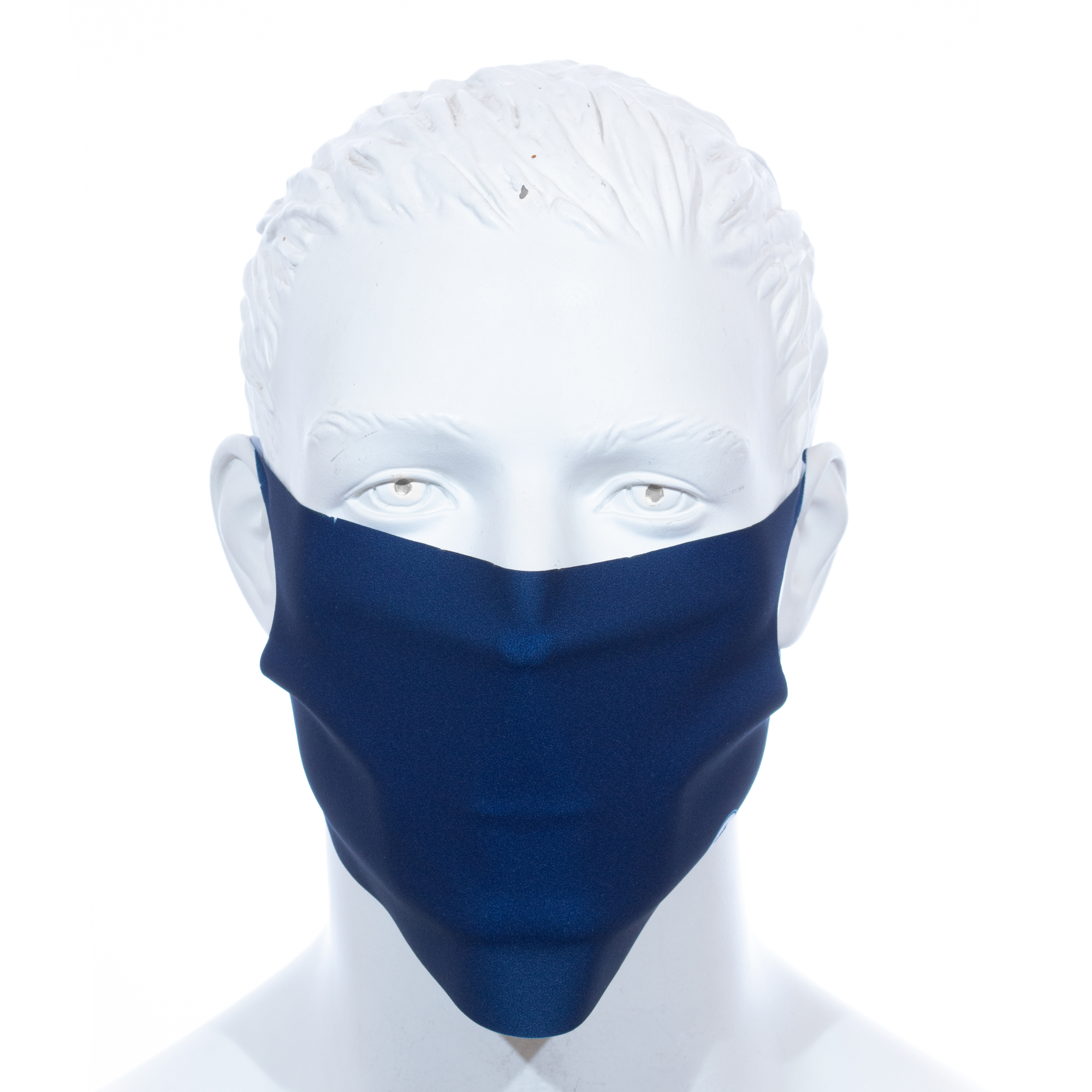 3er Pack / Facemask RRT1701M / RR Pure Nightblue