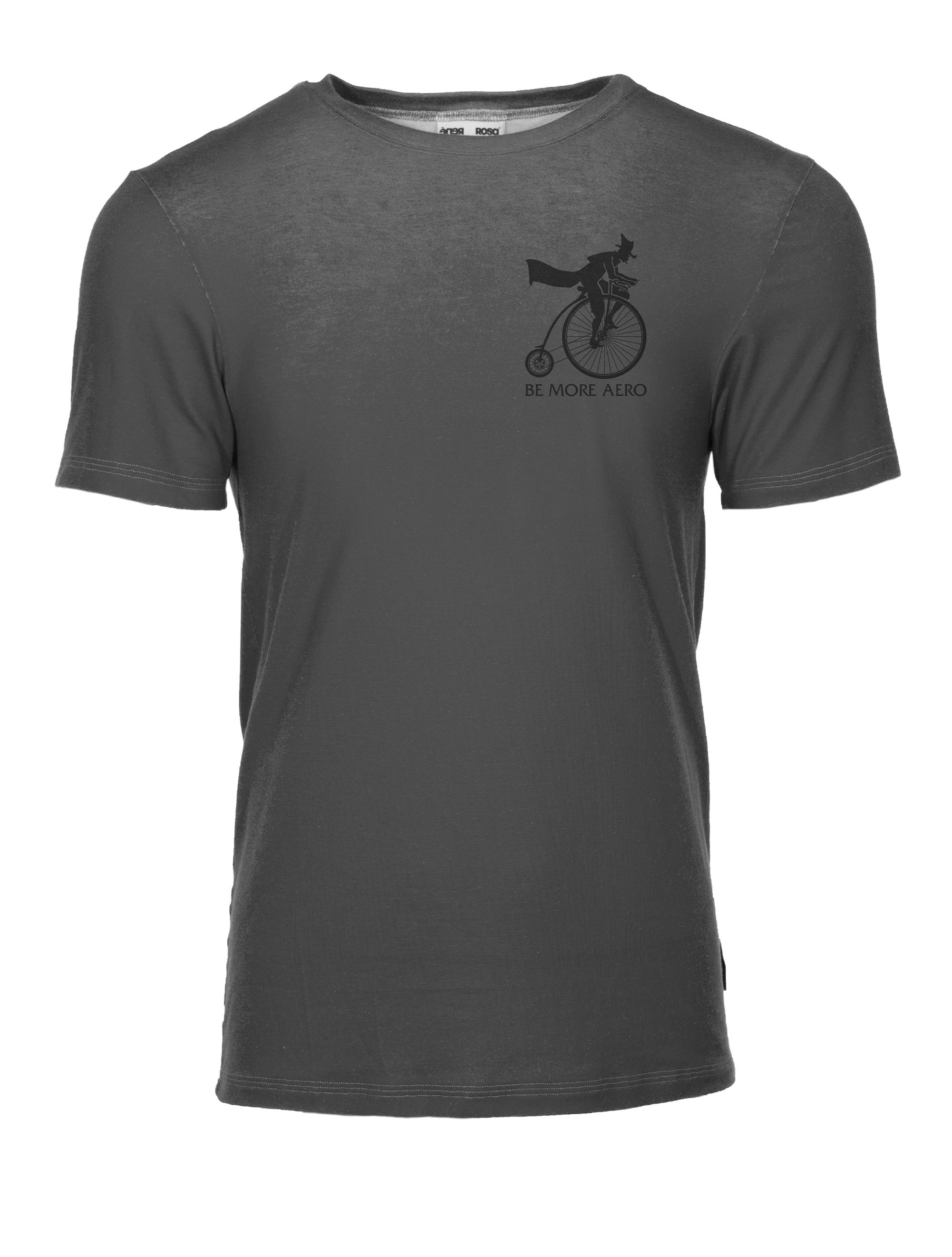 Gravel T-Shirt RR BeMoreAero / RRT865M