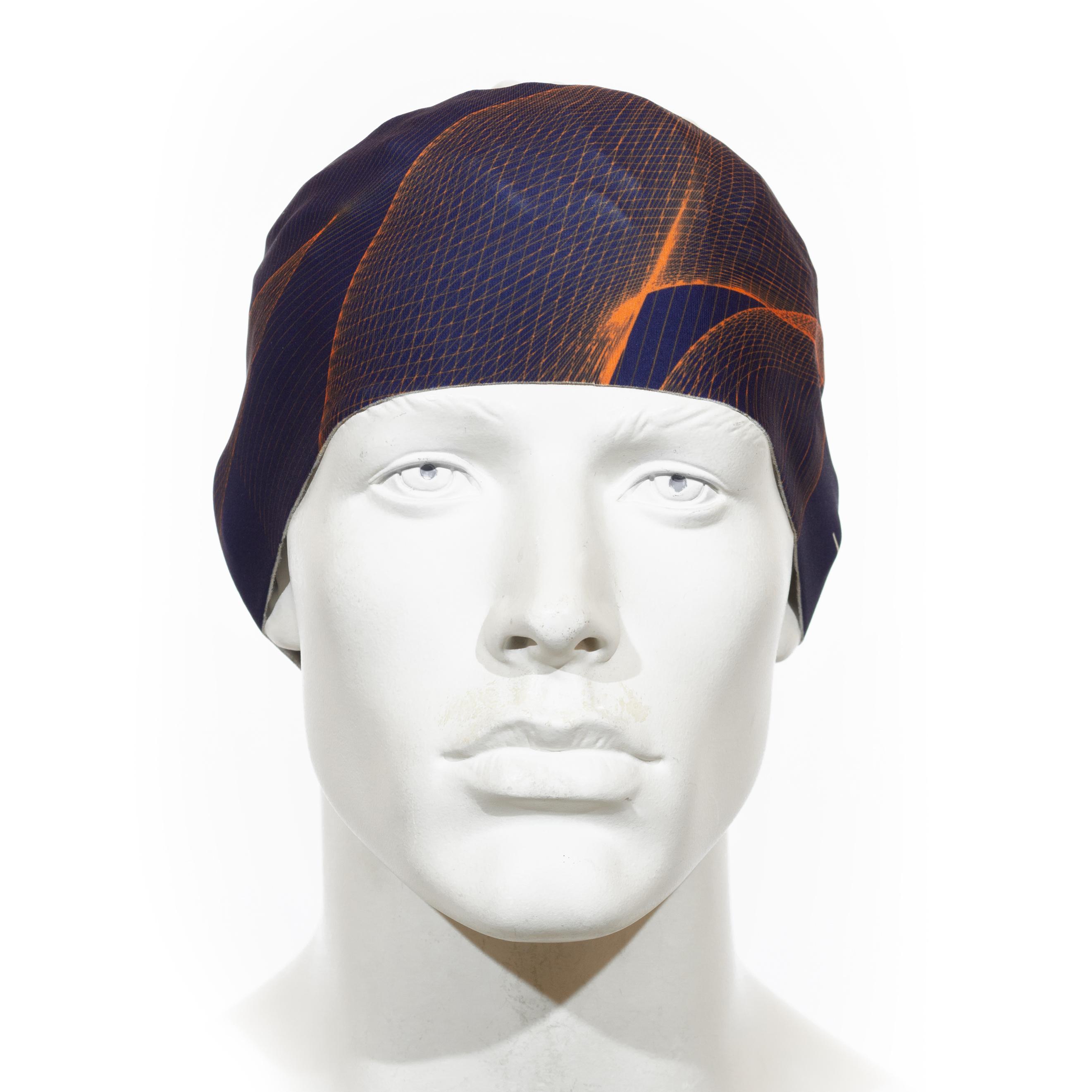 Stirnband Langläufer RRT991U / Multiverse - infinite line / MARS