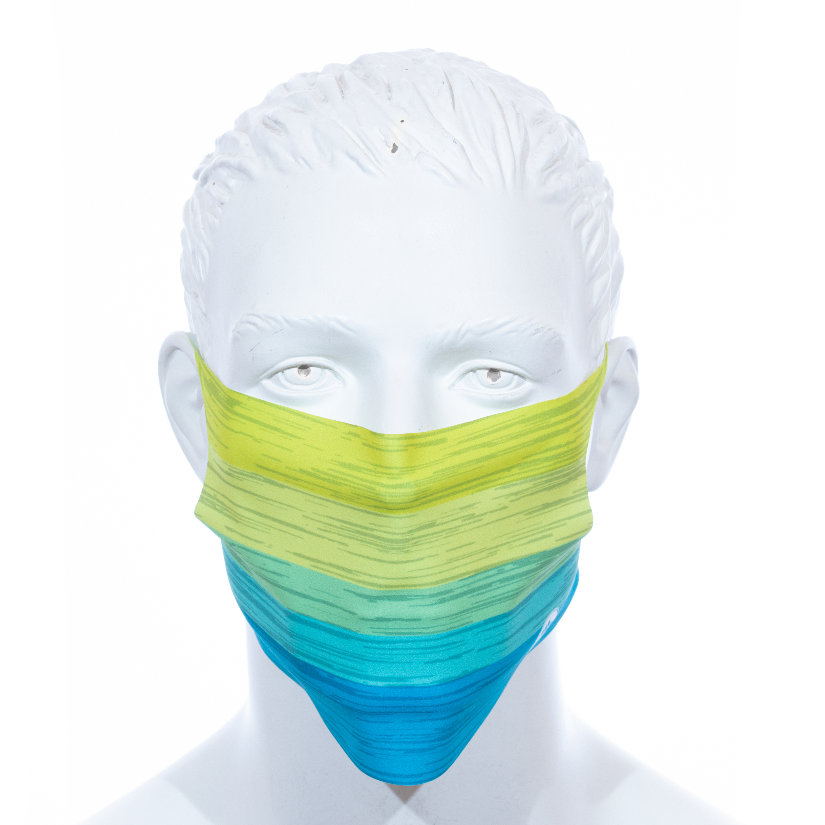 3er Pack / Facemask RRT1701M / Aloha Lime