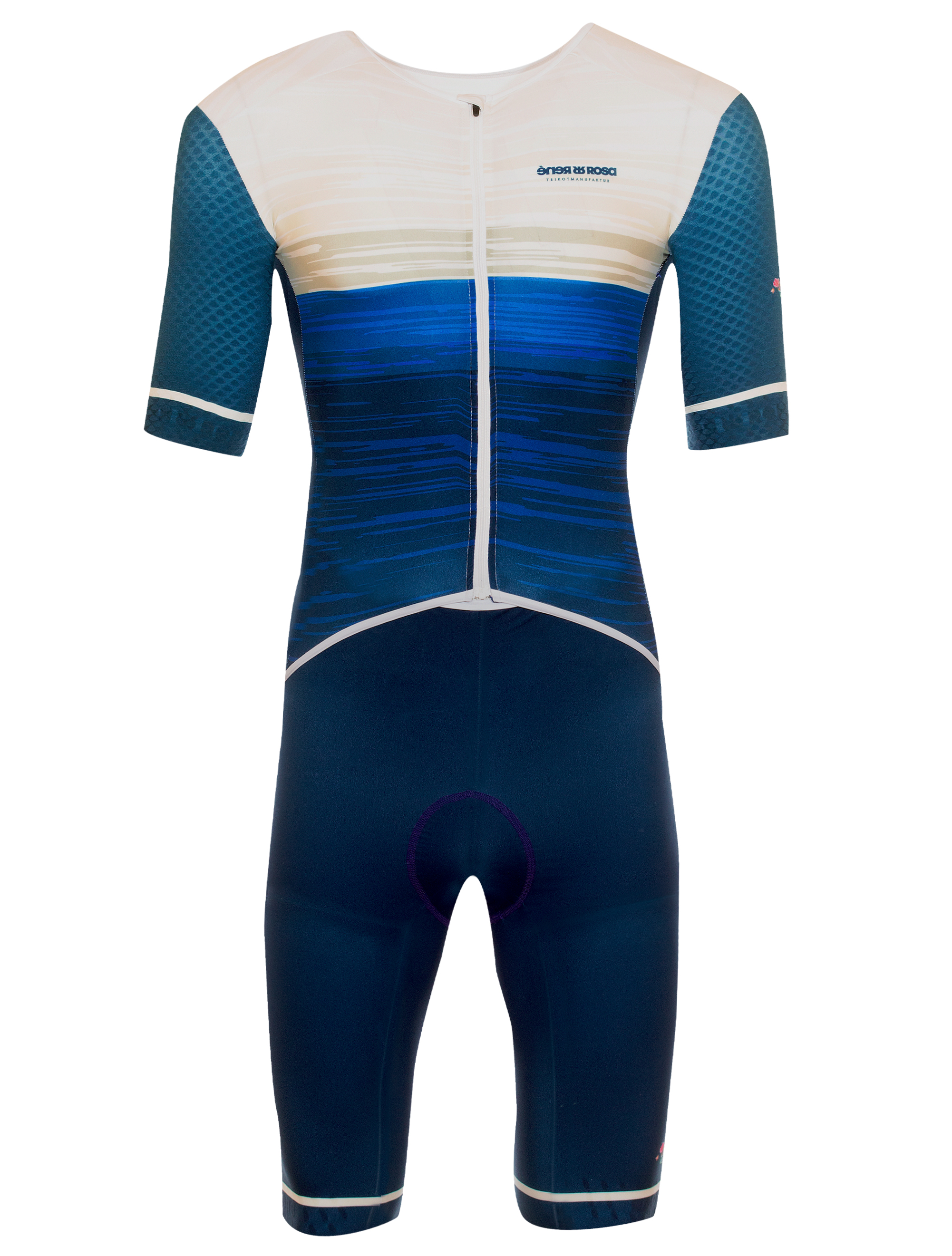 Triathlon Einteiler RRT2777M Normalversion / Aloha Sand
