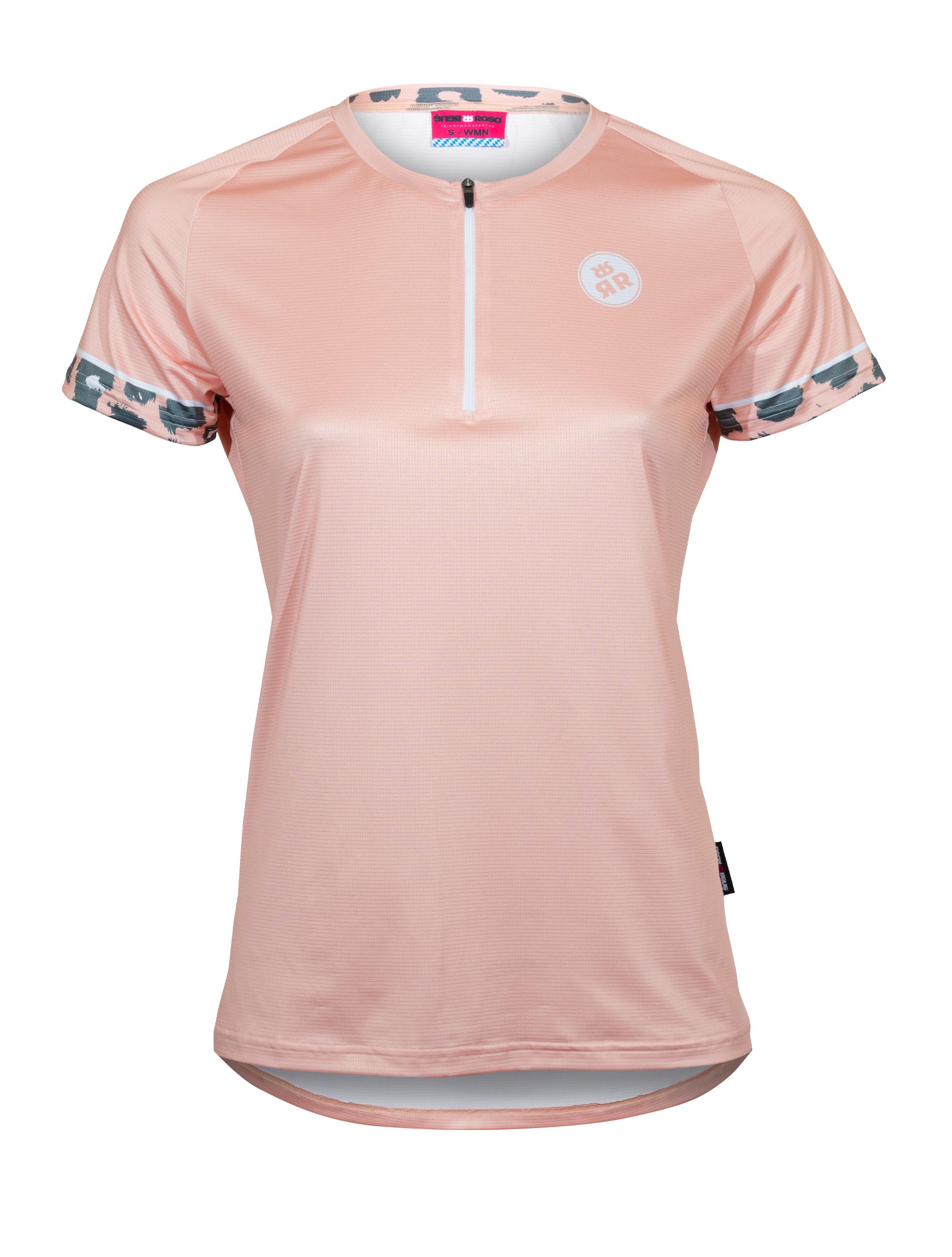 E-Bike Shirt RRT805W Damen / Evi Peach