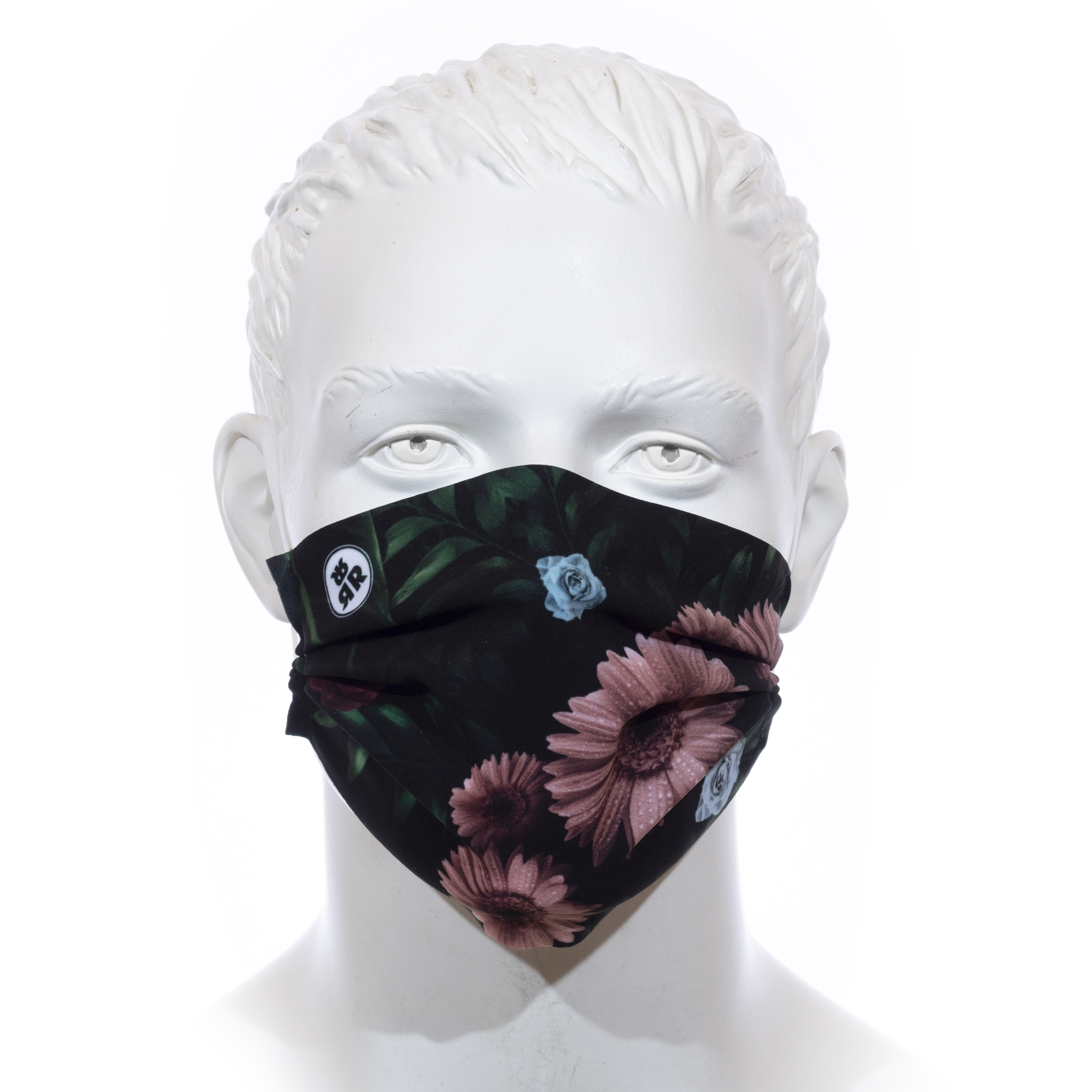 Facemask RRT1700M / RRide Free Flower Design