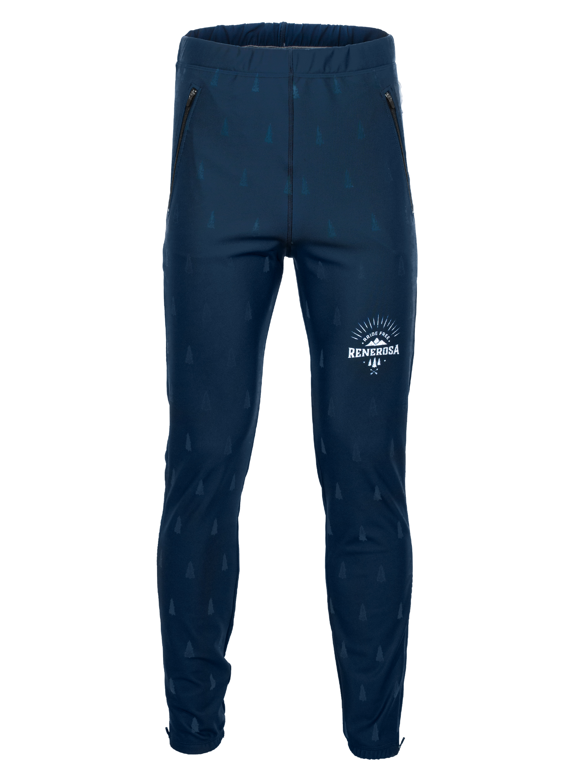 Skilanglauf Wärmehose RRT130M / RRide Free Dark Blue
