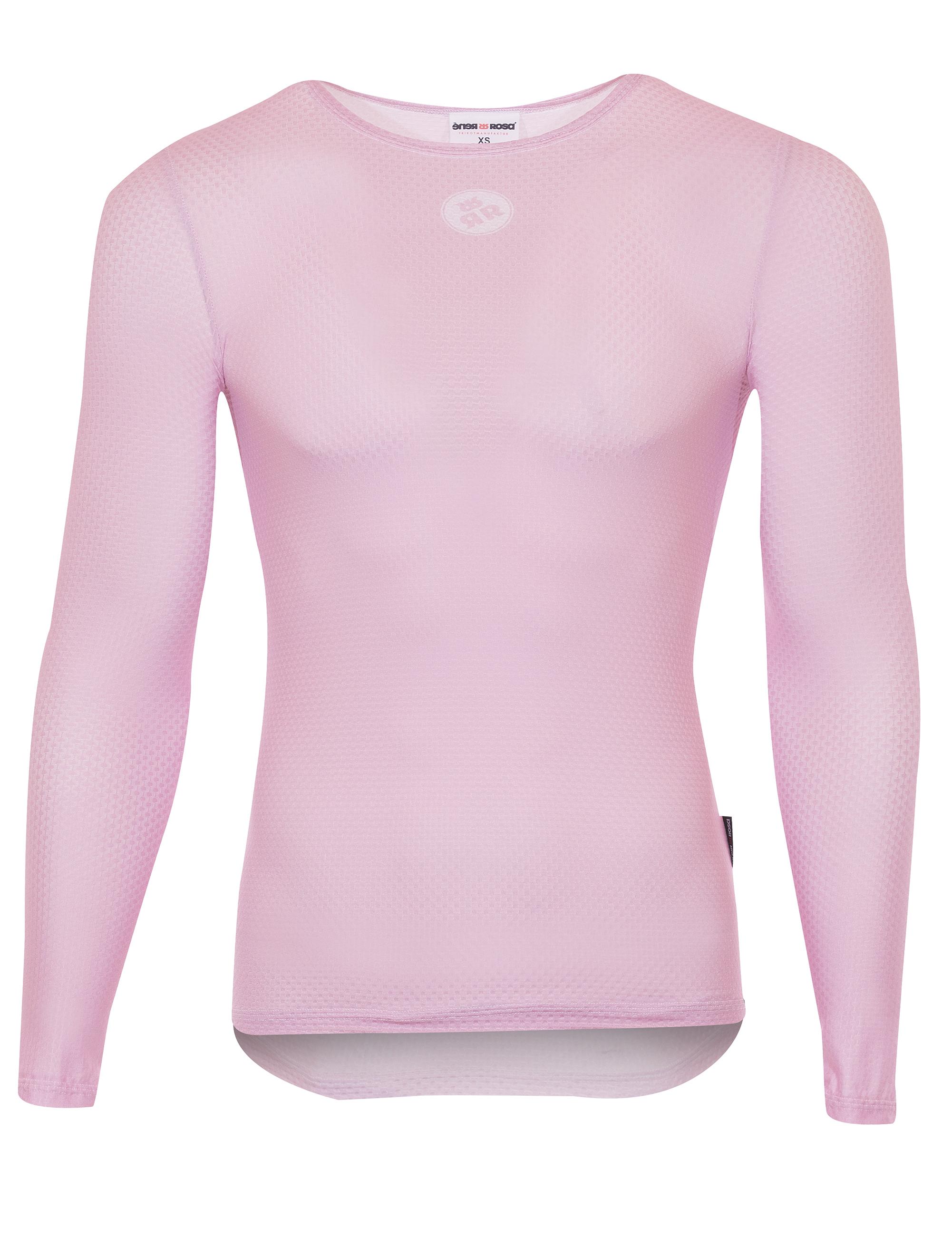 Unterhemd Langarm in Wunschfarbe / RRT816M