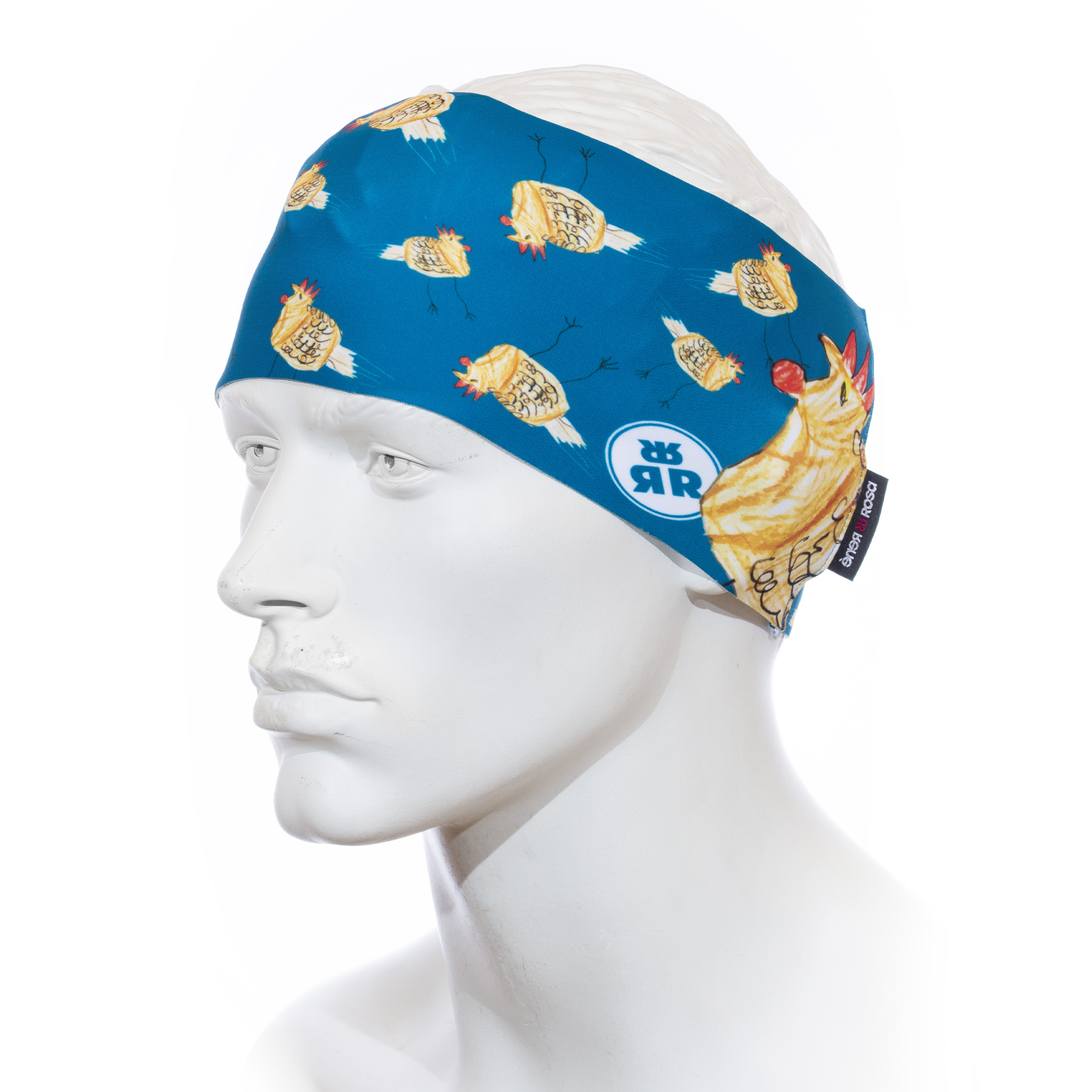 Stirnband für Kinder RRT991U / Pauline Petrol
