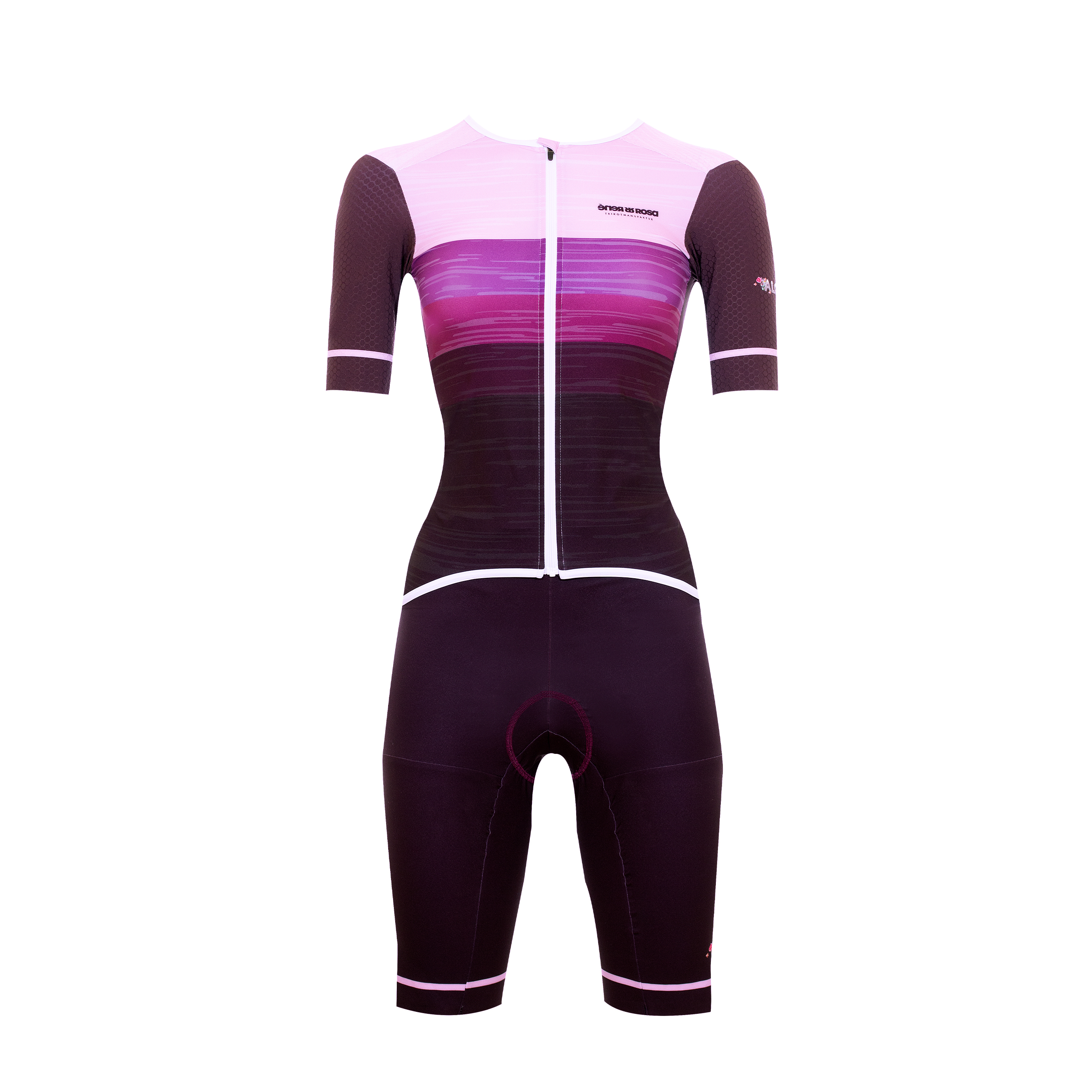 Triathlon Einteiler RRT2777M Normalversion / Aloha Berry