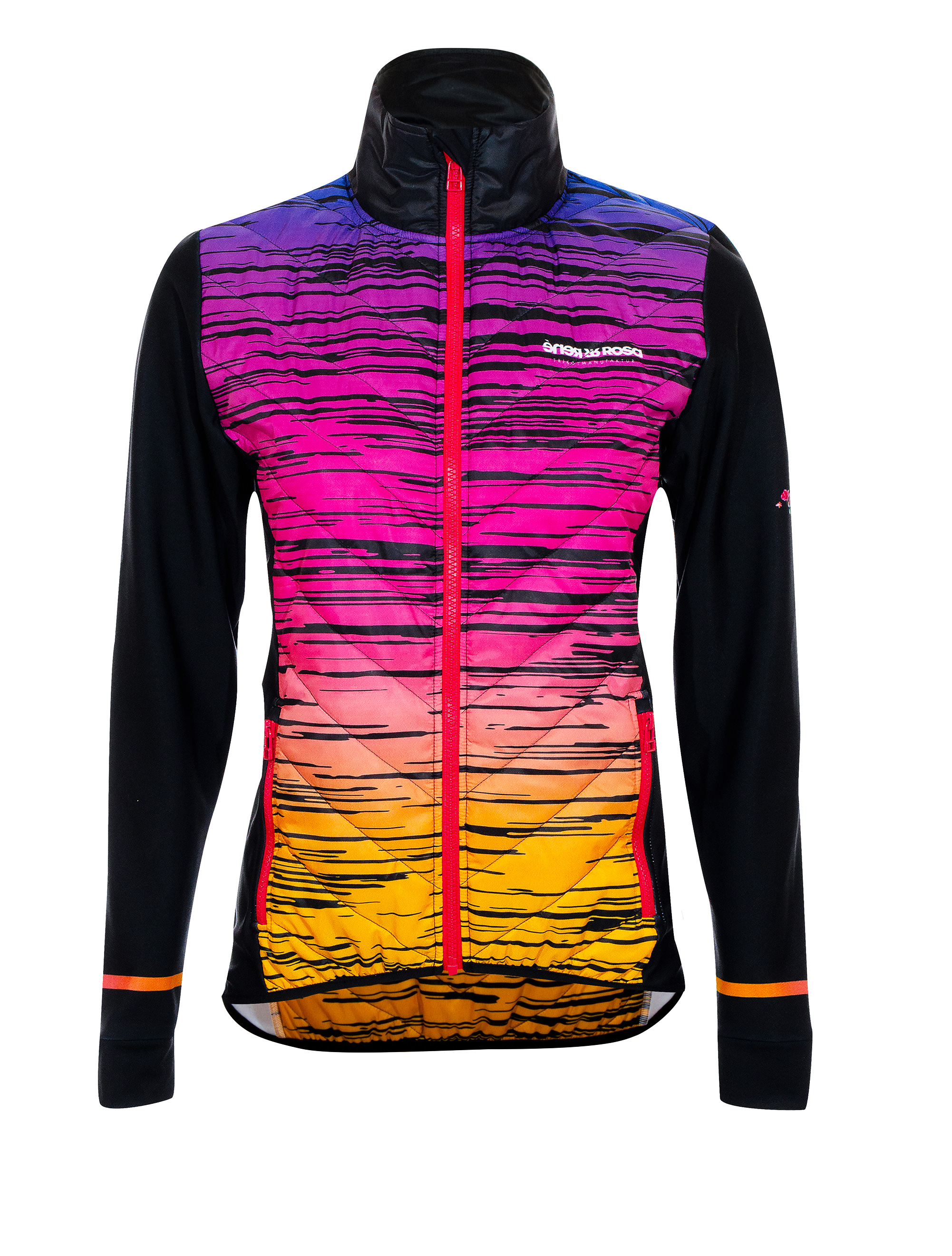Multisport Steppjacke Ultimate RRT210W Damen /Aloha Sunset