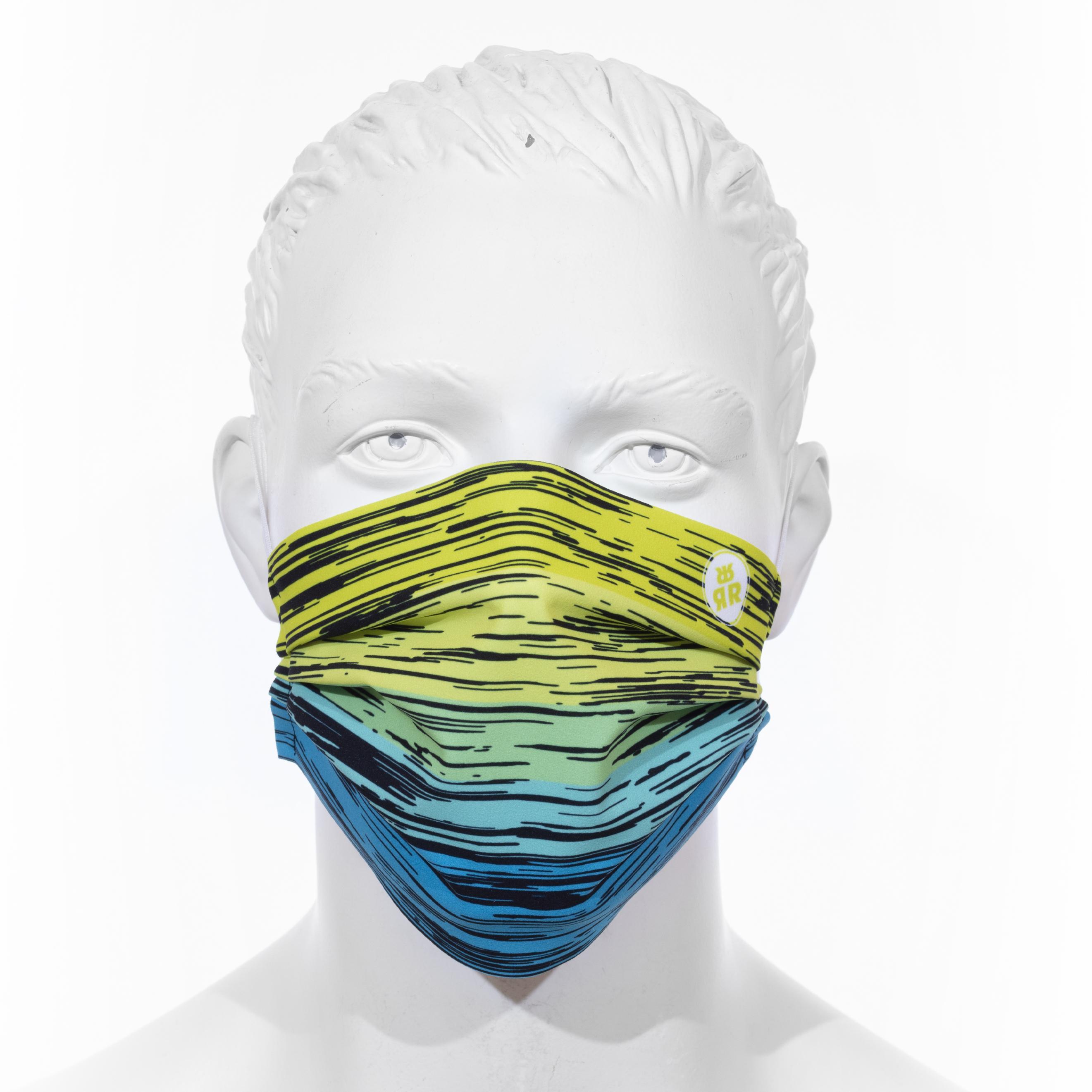 Facemask RRT1700M / Aloha Lime