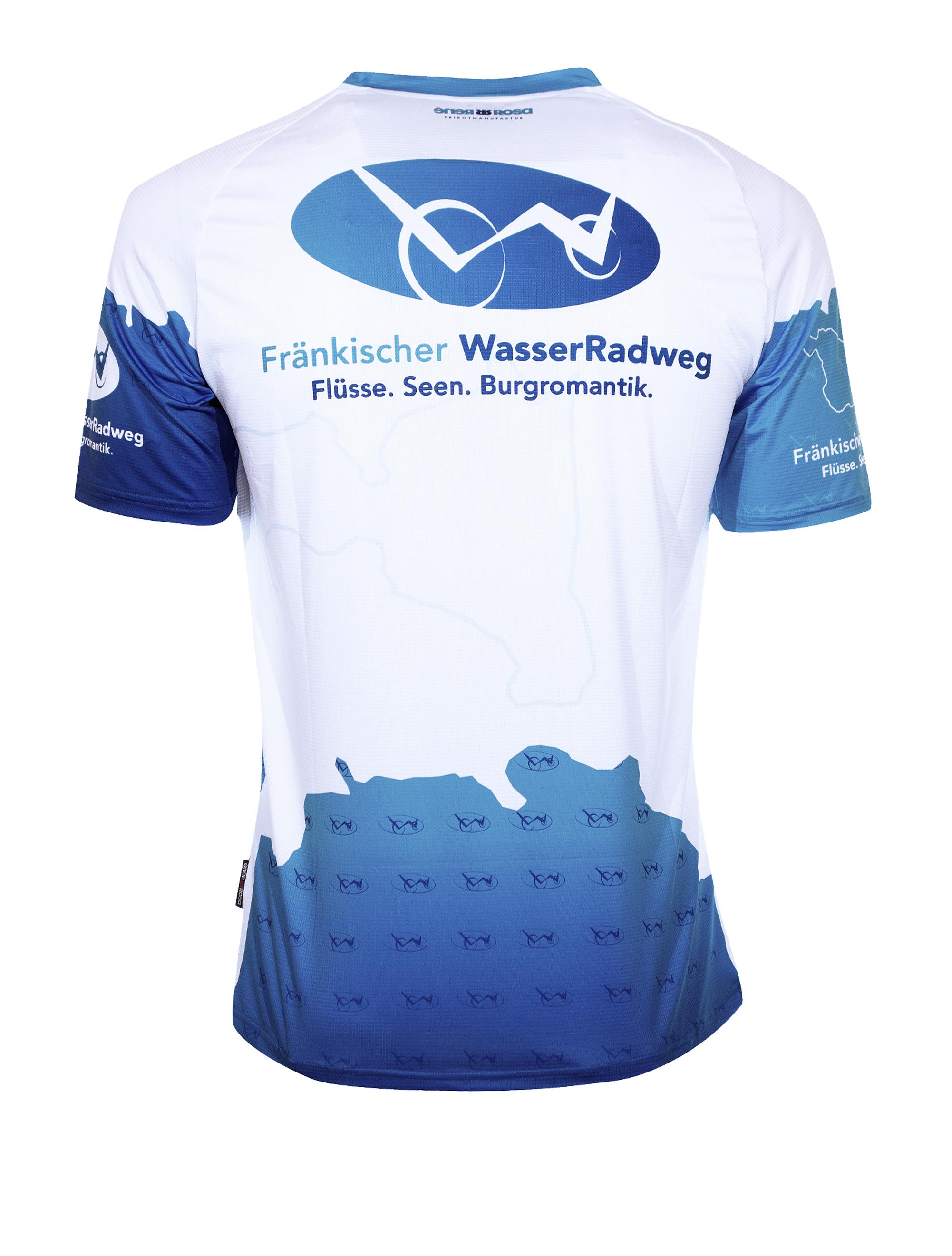 E-Bike Shirt RRT805M / Fränkischer WasserRadweg