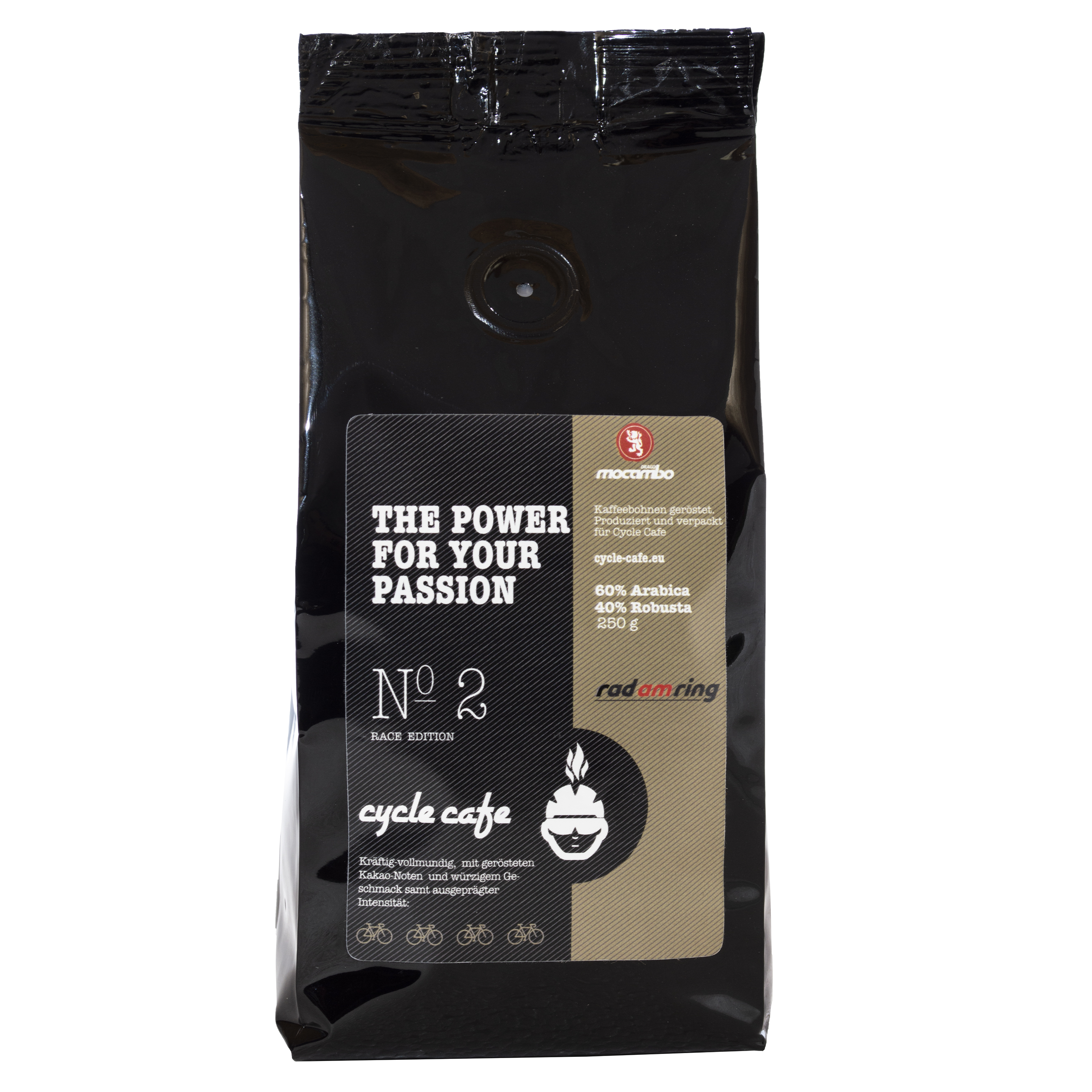 CycleCafe  Coffee / 250 g Bohne