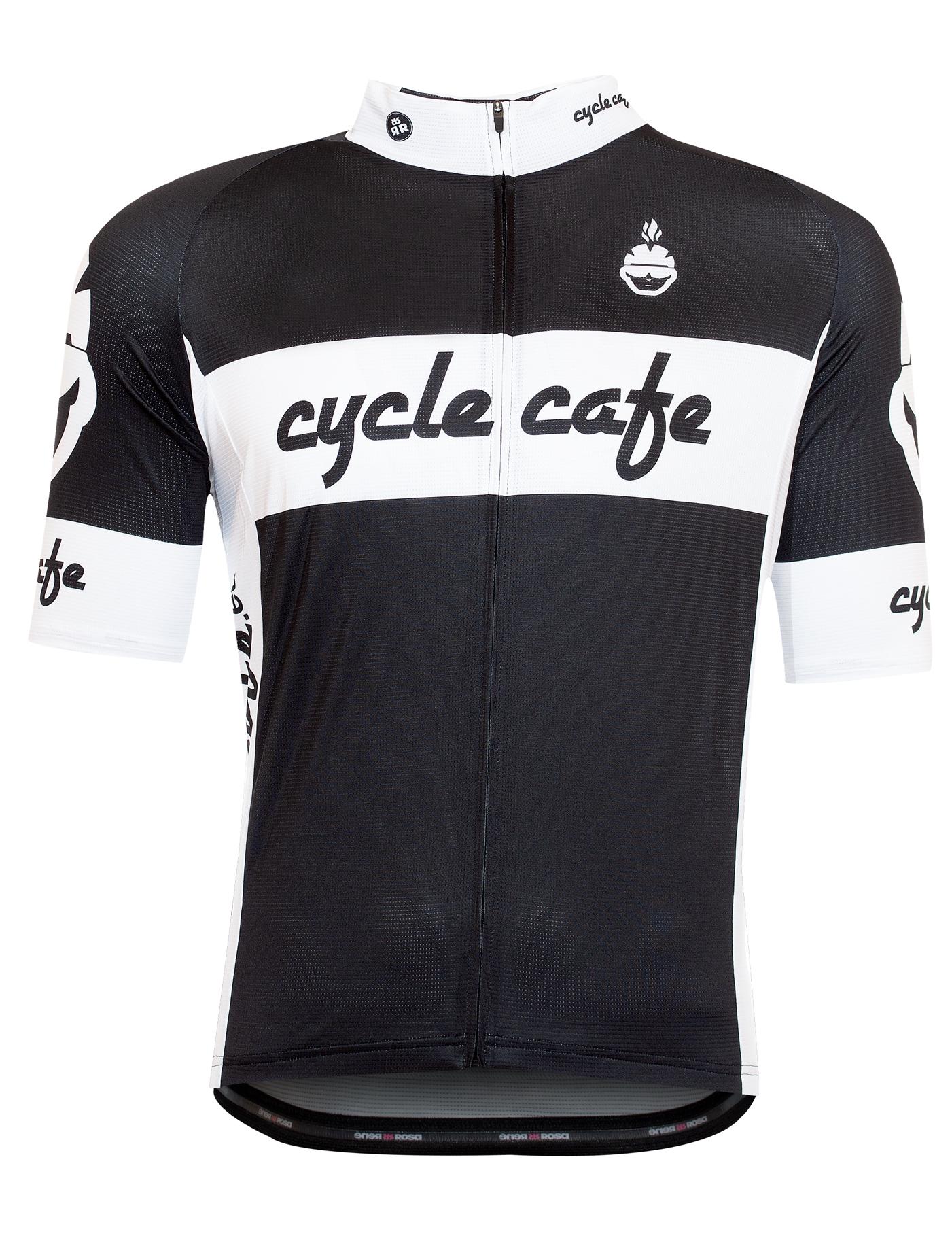 Kurzarm Radtrikot RRT047M / Cycle Cafe Classic Line