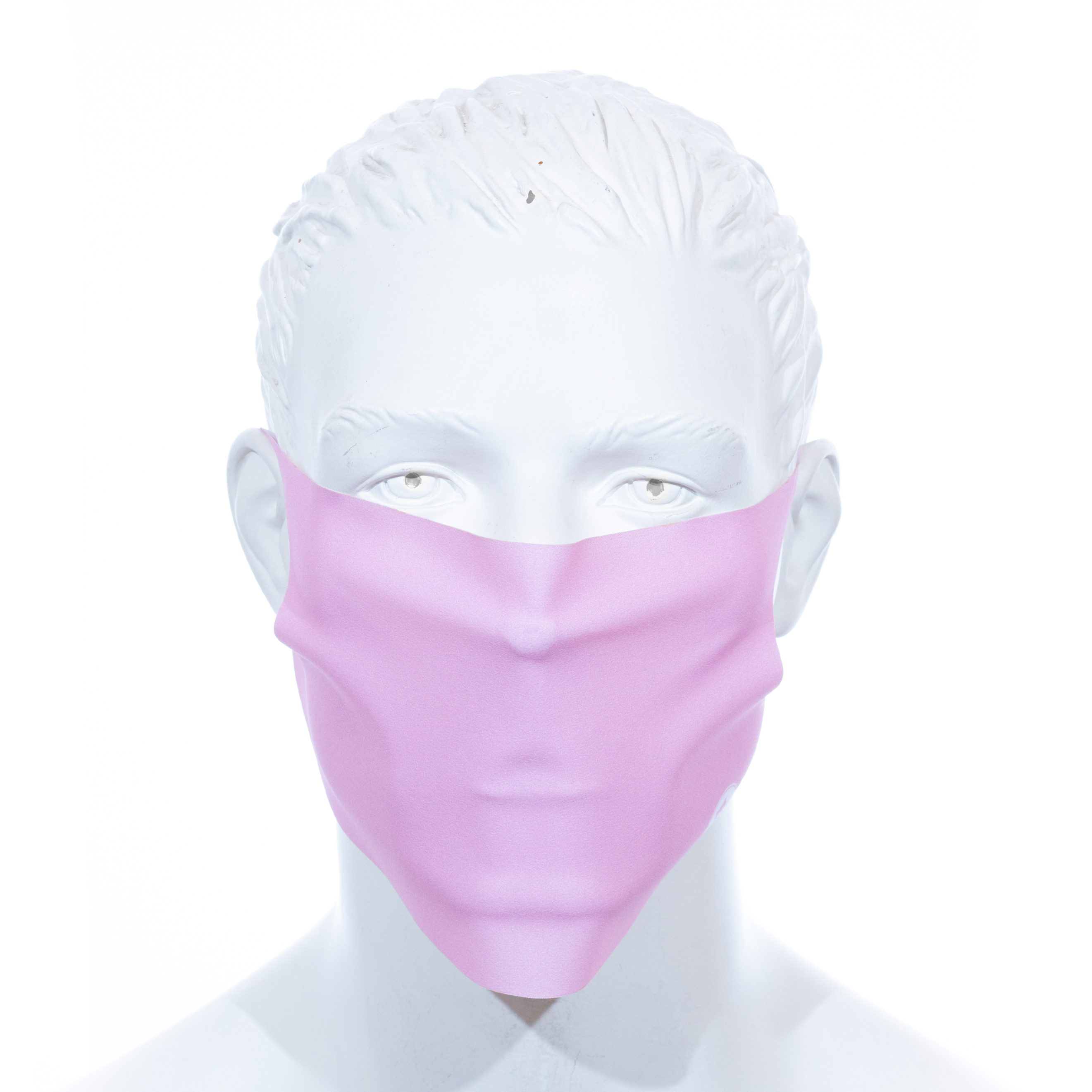 3er Pack / Facemask RRT1701M / RR Pure Coral Pink